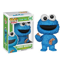 Funko Pop Cookie Monster Plaza Sesamo Sesame Vinyl Nuevo