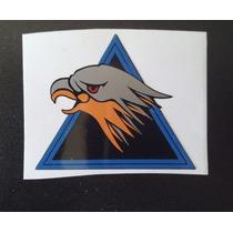 Calcomanía Logo Silverhawk Halcones Galácticos Vinyl