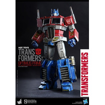 Optimus Prime Starscream Version Collectible Figure Igcomics