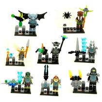 Genial Set De Chima Sw3 Spinlyn Eris Laval Errgg , Tipo Lego