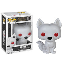 Funko Pop Game Of Thrones Ghost Original Got Nuevo Lobo