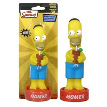 Funko Homero Homer Bobble Breeze Aromatizante Simpson Carro