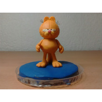 Garfield De Plastilina, Figura Colección.