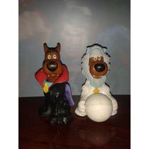 Pareja De Scooby Doos Muy Raras