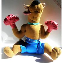 Scooby Doo Boxeador Muñeco De Peluche Original