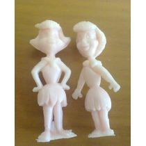 Vilma Y Bety De Los Picapiedra De Twinky Wonder Rgl