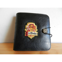 Harry Potter Gryffindor Con Escudo Funda Para Cd O Dvd