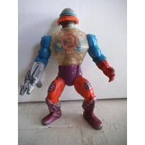 Roboto Master Of The Universe Heman Motu Vintage