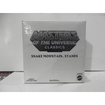 Dr.veneno Motuc Snake Mountain Stands Zalesia Mattel Matty