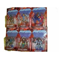 Masters Of The Universe 6 Fig. Serie 1 Trap Jaw, Merman, Etc