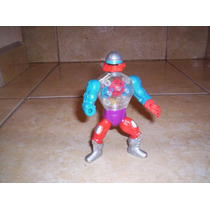 Roboto He-man Masters Of The Universe Mattel 1984 +++