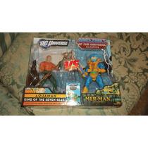 Dc Universe Master Of Universe Classic Aquaman Merman