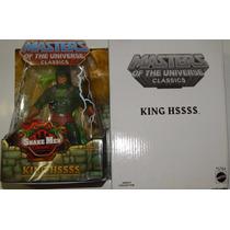### Motuc King Hssss Masters Classics ###