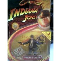 Indiana Jones Figura Cine Peliculas Jugutes Coleccionables