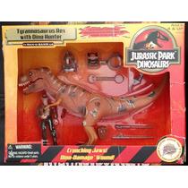 Jurassic Park Young Rex Dinosaurs Nuevo Jamas Abierto!!!