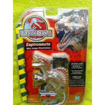 Jurassic Park Iii Espinosaurio - Juego Electrónico Año 2001