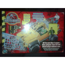 Jurassic Park 3 Todo Terreno Dinotrapper Nuevo Jamas Abierto