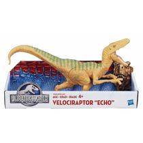 Velociraptor Echo Jurassic World Jurassic Park Dinosaurio