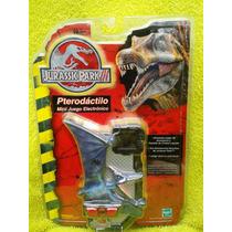 Jurassic Park Iii Pterodáctilo Juego Electrónico Año 2001