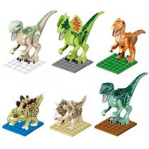 Set De Dinosaurios De Jurassic World Tipo Lego