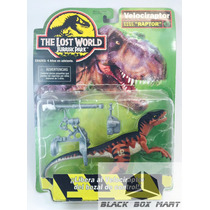 Velociraptor The Lost World Jurassic Park Black Box Mart