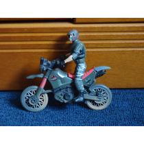 Moto Dino-snare Dirtbike - Vehiculo / Figura Jurassic Park