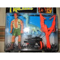 Harpoon Harrison Dinotracker Jurassic Park 1993