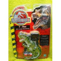 Jurassic Park Iii T Rex Mini Juego Electrónico Año 2001