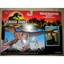 Velociraptor Series2 Jurassic Park 1993 Blister Cerrado