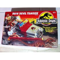 Bush Devil Tracker Jurassic Park 1993 Kenner Nueva Misb
