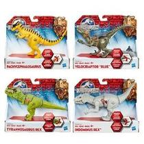 Bashers Mundo Jurásico Y Mordedores Dinosaur Figuras Wave 4
