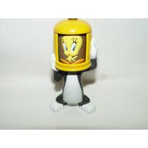 Figura De Coleccion El Gato Silvestre Y Piolin Looney Tunes