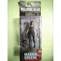 Maggie Greene The Walking Dead Mcfarlane Toys