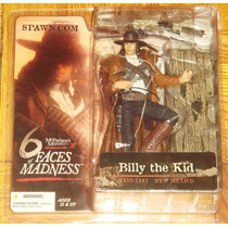 Mcfarlane Billy The Kid 6 Faces Of Madness