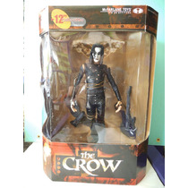 The Crow El Cuervo 12 Pulgadas Movie Maniacs Mcfarlane Toys