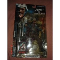 Evil Ash Army Of Darkness Mcfarlane Movie Maniacs
