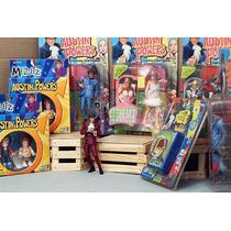 Austin Powers Lote 10 Figura Para Comp Leer Anucio