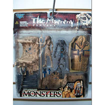 La Momia Playset Monsters Mcfarlane Toys