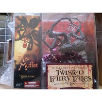 Miss Muffet Twisted Fairy Tales Mcfarlane Monsters !*!*!*!*!