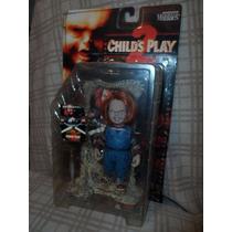 Oferta Chucky Muñeco Diabolico Spawn Mcfarlane Movie Maniacs