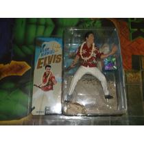 Mcfarlane Elvis P Blue Hawaii Caja Con Detalle Ver Fotos