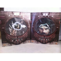 Captain Dallas Y Oficial Kane De Hot Toys Sideshow Alien 1