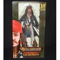 Jack Sparrow 18 Pulgadas ( Dead Mans Chest ) Neca