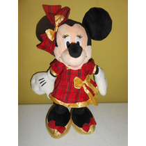 Peluche Minnie Mouse Disney Store 38 Cms Mimi