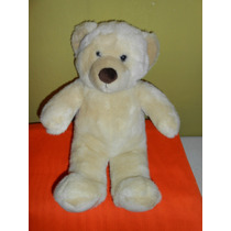 Peluche Osito Beige Build A Bear 35 Cms