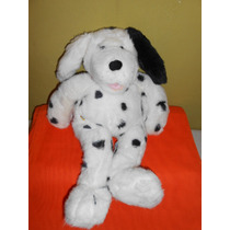 Peluche Perrito Build A Bear Ladra 41 Cms