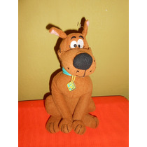 Peluche Scooby Doo Marca Toy Factory 26 Cms
