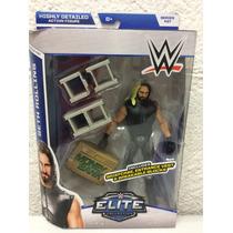Figura De La Wwe Seth Rollins Elite 100% Nuevo!!!!!