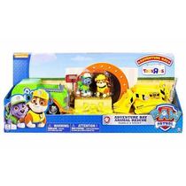 Paw Patrol Adventure Bay Rescate Animal Rocky Y Rubble