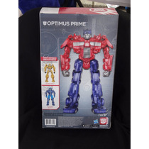 Transformers Optimus Prime Hasbro No Transformable